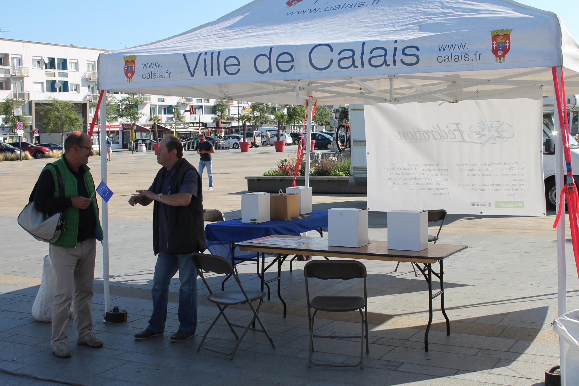 1. Calais (8)